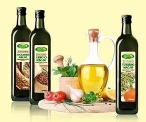 Натурални растителни масла за здравословно и вкусно меню