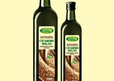 Сусамово масло