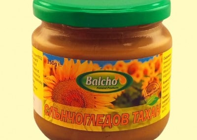Sunflower tahini
